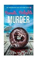 Donuts, Delights & Murder (Oceanside Cozy Mystery)