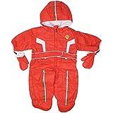 フェラーリ (Ferrari) インファント パデット SF ドライバー オーバーオール (0-3ケ月)