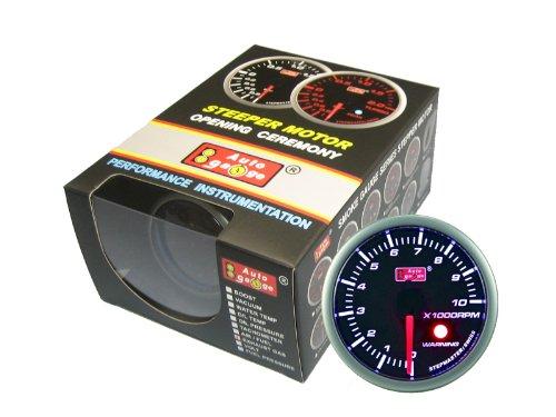 オートゲージ(AUTOGAUGE) SM52タコメーター ブ...