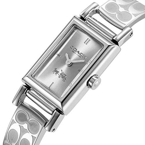 (コーチ) COACH コーチ 時計 レディース COACH 14502121 MADISON マディソン 腕時計 ウォッチ シルバー[並行輸入品]