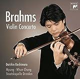 ブラームス:ヴァイオリン協奏曲(音楽/CD)