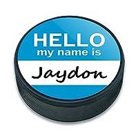 Jaydon こんにちは、私の名前はアイスホッケーパック