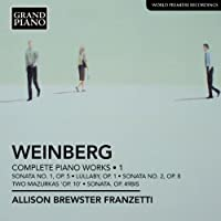 Complete Piano Works Vol. 1