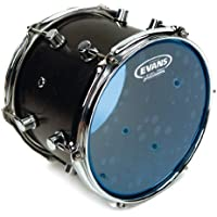 EVANS エヴァンス ドラムヘッド ハイドローリック・ブルー TT18HB / Hydraulic Blue (7mil + 7mil) 18インチ 【国内正規品】