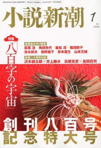 小説新潮 2011年 01月号 [雑誌]の詳細を見る