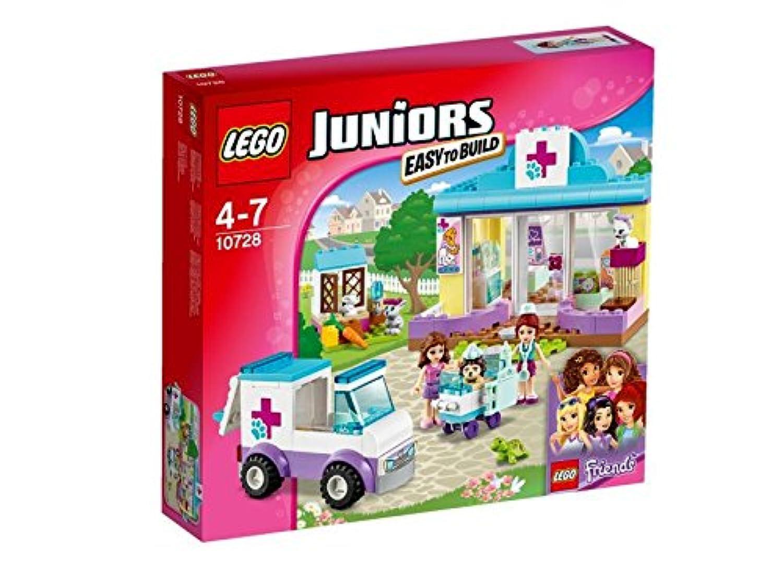 レゴ (LEGO) ジュニア フレンズ ミアのどうぶつクリニック 10728