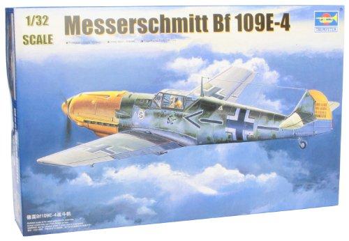 1/32 ドイツ軍 メッサーシュミット Bf109 E-4