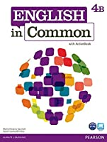 English in Common  Level 4 Split Edition Student Book B and Workbook B with ActiveBook CD-ROM