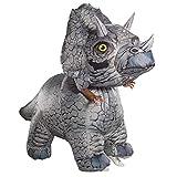 Rubie's ルービーズ 大人用 インフレイタブル トリケラトプス ジュラシック 公式 怪獣 恐竜 メンズ