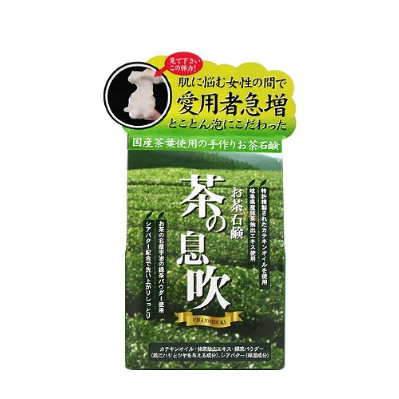 障害者ジュニアコード進製作所 茶の息吹 標準重量90g