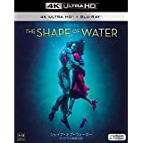 【Amazon.co.jp限定】シェイプ・オブ・ウォーター オリジナル無修正版 (2枚組)[4K ULTRA HD + Blu-ray] (天野喜孝コラボアート着せ替えジャケット付)