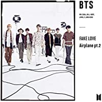 FAKE LOVE/Airplane pt.2(初回限定盤C)