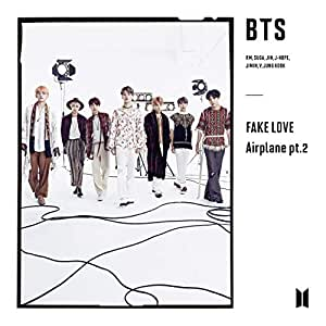 FAKE LOVE/Airplane pt.2(初回限定盤C)