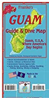 Franko Map Guam Guide Map: Activity Guides of Favorite Things to See and Do, Waterproof