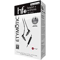 【国内正規品】 Etymotic Research 3ボタン・リモートコントロール付きイヤホン ブラック HF3-BLACK