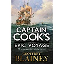 Captain Cook's Epic Voyage