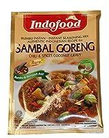 Indofood サンバルゴレンチリ&スパイスココナッツグレービー1.5oz(6パック)