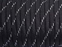 パラコード パラシュートコード ランヤード 軍用スペックタイプⅢ 7本縒りコア 長さ100フィート 重さ550ポンド