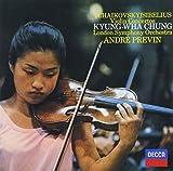 チャイコフスキー&シベリウス:ヴァイオリン協奏曲集