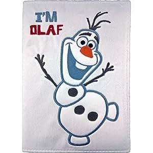 デルフィーノ2015年手帳 Disney アナと雪の女王 オラフ ファー 【2014年9月始まり】 ホワイト B6サイズ DZ-76354 《2014年9月上旬発売予定》