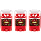 (Pack of 3) Old Spice Timber with Mint Antiperspirant Deodorant Solid Stick for Men 3x50ml - (3パック) オールドスパイス木材...