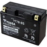 TAIWAN YUASA [ 台湾ユアサ ] シールド型 バイク用バッテリー YT7B-BS