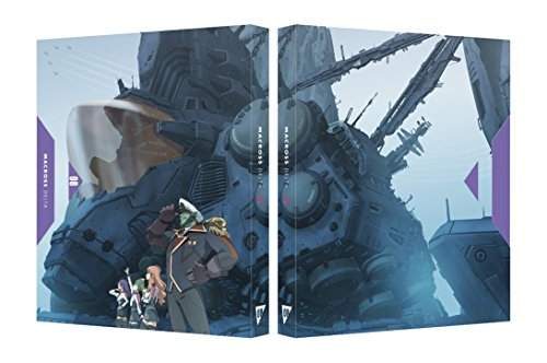 【Amazon.co.jp限定】 マクロスΔ 08 [Macross Delta 08] (特装限定版) (全巻購入特典:「新規描き下ろしイラスト使用 A4特製フレーム」引換シリアルコード付) [Blu-ray]