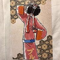 ワンピース 麦わらストア 出張店 守山 景品 D賞 ポストカード ブルック