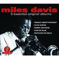 5 Essential Original Albums by MILES DAVIS