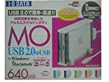 I-O DATA USB2.0 & i-CONNECT対応 640MB MOドライブ MOA-i640S/US2