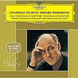 モーツァルト:ピアノ協奏曲第20番/プロコフィエフ:ピアノ協奏曲第5番