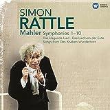 マーラー:交響曲全集 (Rattle, Mahler: The Complete Symphonies) (14 CD)