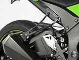 R&G(アールアンドジー) エキゾーストハンガー アルミニウム ブラック ZX-10R(11-16) RG-EH0047BK