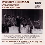 Woody Herman Live At Newport 1966 / Hollywood Bowl 1986