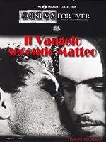 Il Vangelo Secondo Matteo [Italian Edition]