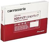 カロッツェリア(パイオニア) カーナビ 地図更新ソフト HDDサイバーナビマップ TypeVII Vol.5 SD更新版 CNSD-7500