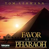 Favor of The Pharoh Board Game by Publisher Services Inc (PSI)