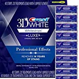20Pack/Box Crest 3D Whitestrip Teeth Whitening 20回分歯 ホワイトニングテープ