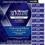 20Pack/Box Crest 3D Whitestrip Teeth Whitening 20回分歯 ホワイトニングテープ