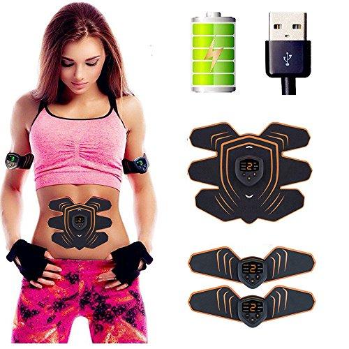 腹筋ベルト EMS腹筋ベルト 腹筋トレーニング 筋肉トナー ダイエ