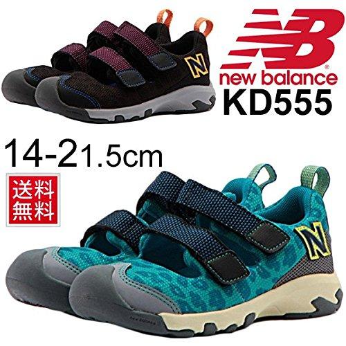 ニューバランス キッズサンダル キッズシューズ KD555