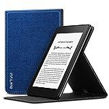Infiland Kindle paperwhite 第十代 ケース Kindle paperwhite カバー 薄型 超軽量 全保護スマートケース キンドル保護ケース自動スリープ 多角度調整 (royal blue)