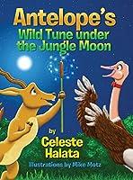 Antelope's Wild Tune under the Jungle Moon