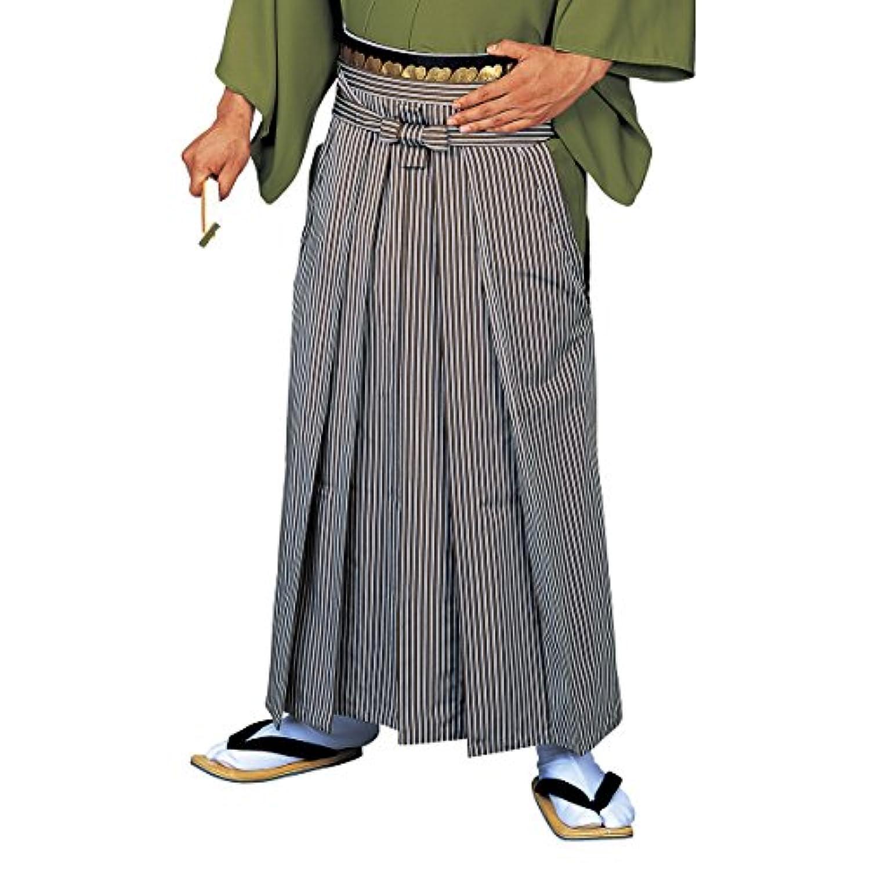 袴 はかま 舞踊袴 踊り袴 メンズ 衣装 縞柄 5527 男性