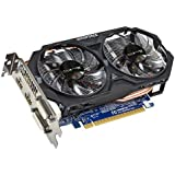 GIGABYTE グラフィックボード NVIDIA GeForce GTX750Ti PCI-Ex16 2GB GV-N75TOC-2GI