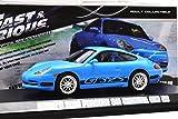 """GREENLIGHT 1:43scale """"FAST & FURIOUS 5"""" """"BRIAN'S 2011 PORSCHE 911 CARRERA GT3 RS""""(BLUE)  グリーンライト 1:43スケール 「ワイルドスピード MEGA MAX」 「ブライアン 2011 ポルシェ 911 カレラ GT3 RS」(ブルー) [並行輸入品]"""