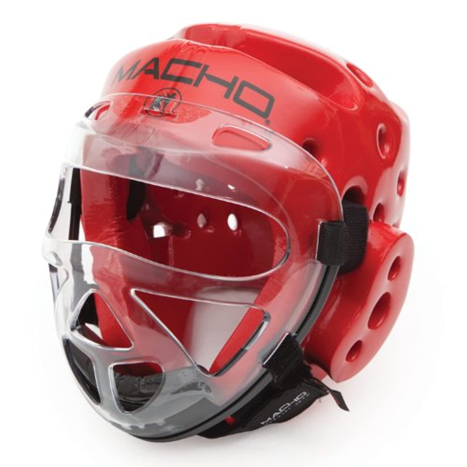 Macho Dyna Head and Clear Face Shield