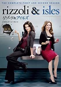 リゾーリ&アイルズ <セカンド・シーズン> コンプリート・ボックス (6枚組) [DVD]