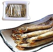 ししゃも 冷凍 北海道産 オス 20尾 メス 20尾 子持ち 食べ比べ セット 北国からの贈り物