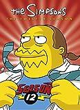ザ・シンプソンズ シーズン12 DVDコレクターズBOX